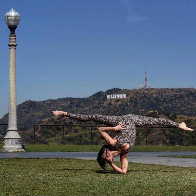 yogance workshop with cuchira