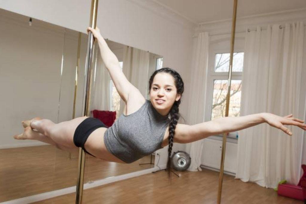 Pole Dance so einfach