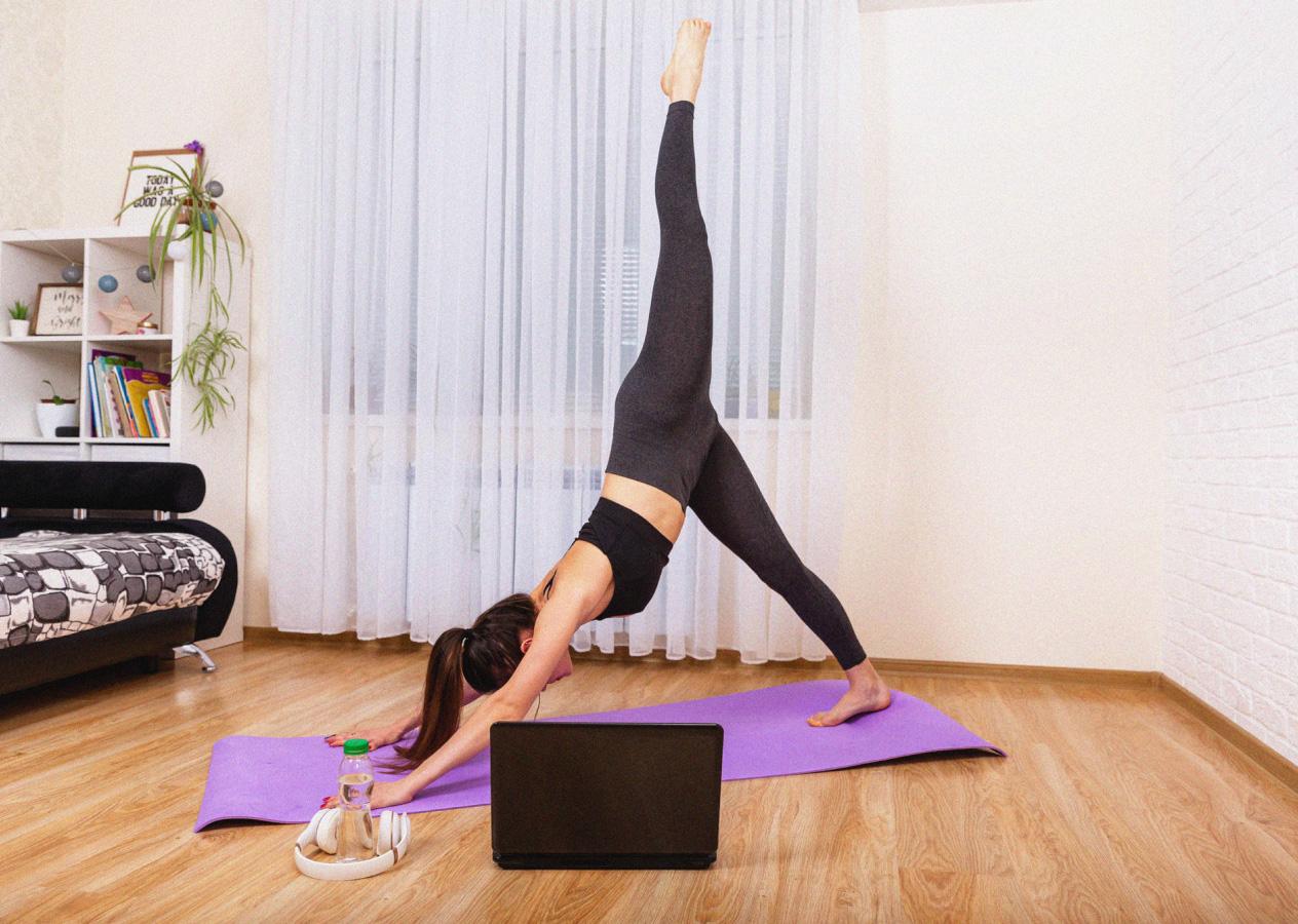 pole & flexibility classes